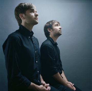 The Postal Service 2013 Band Photo